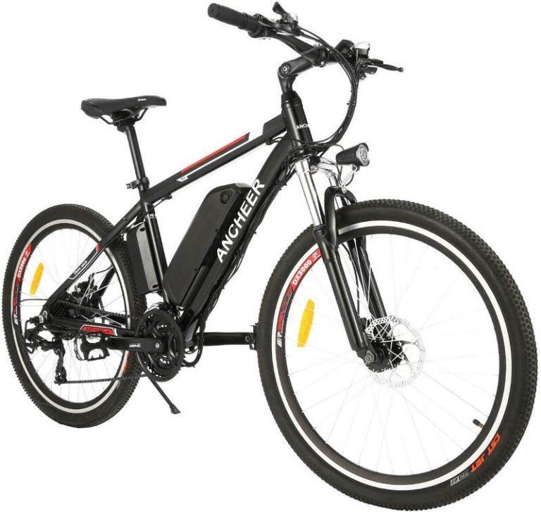 ANCHEER 500WAdult Electric Mountain Bike