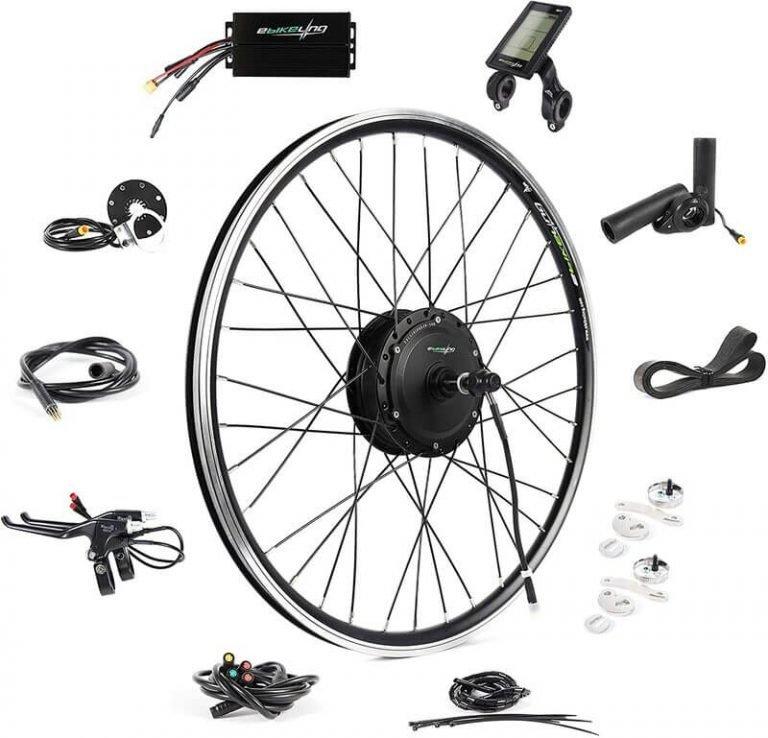 The Best Electric bike Kits in 2021 ebikeling 500w