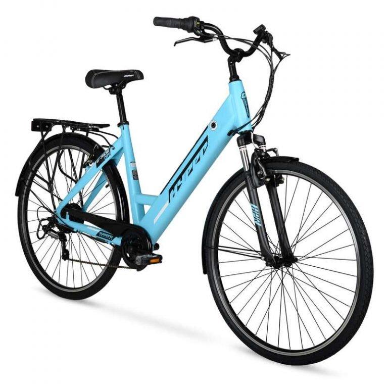 Hyper 700C E-Ride Electric Bike