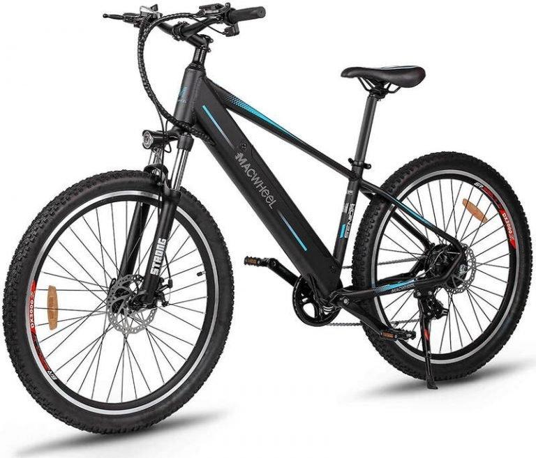Macwheel 500W Adults Electric Mountain Bike(Wrangler 600)
