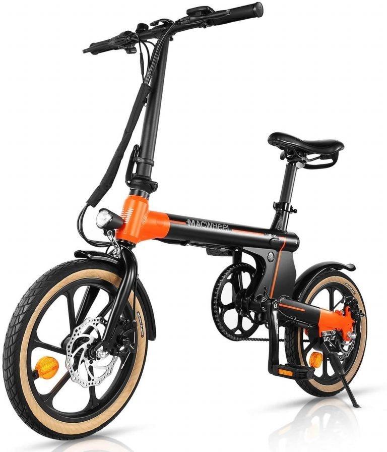 Macwheel LNE-16 electric bike1