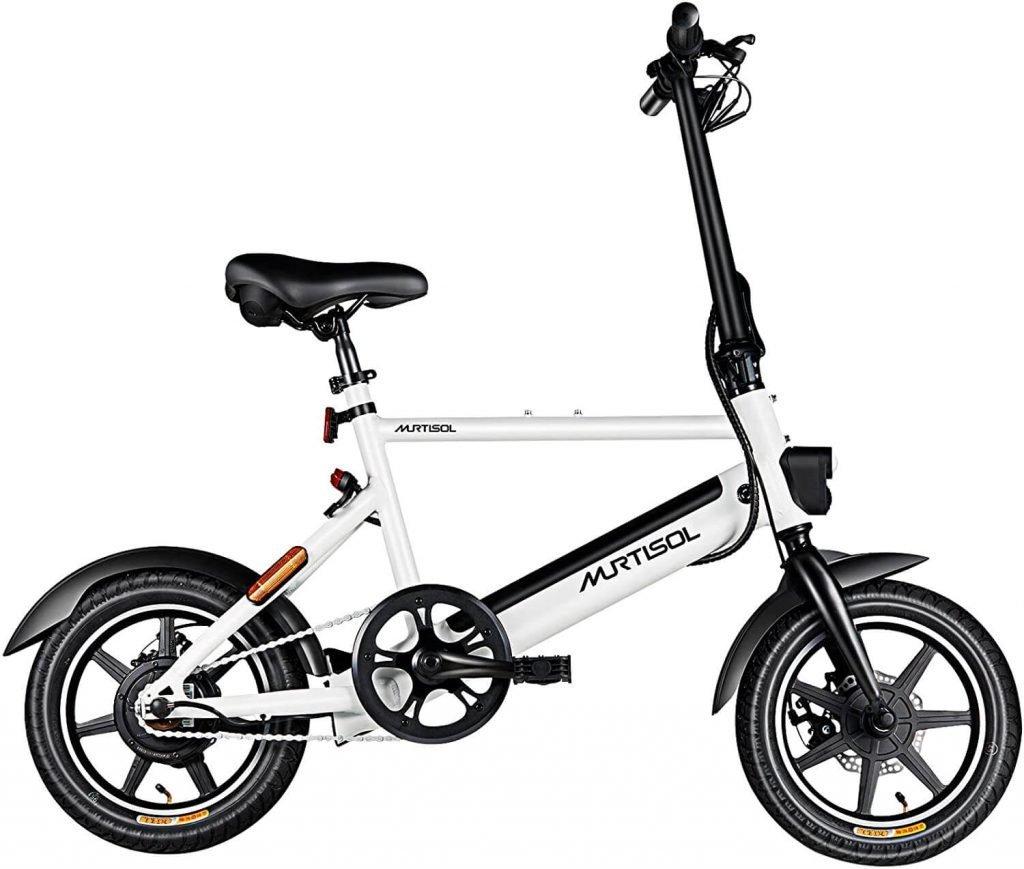 Murtisol 14'' Folding Electric Bike