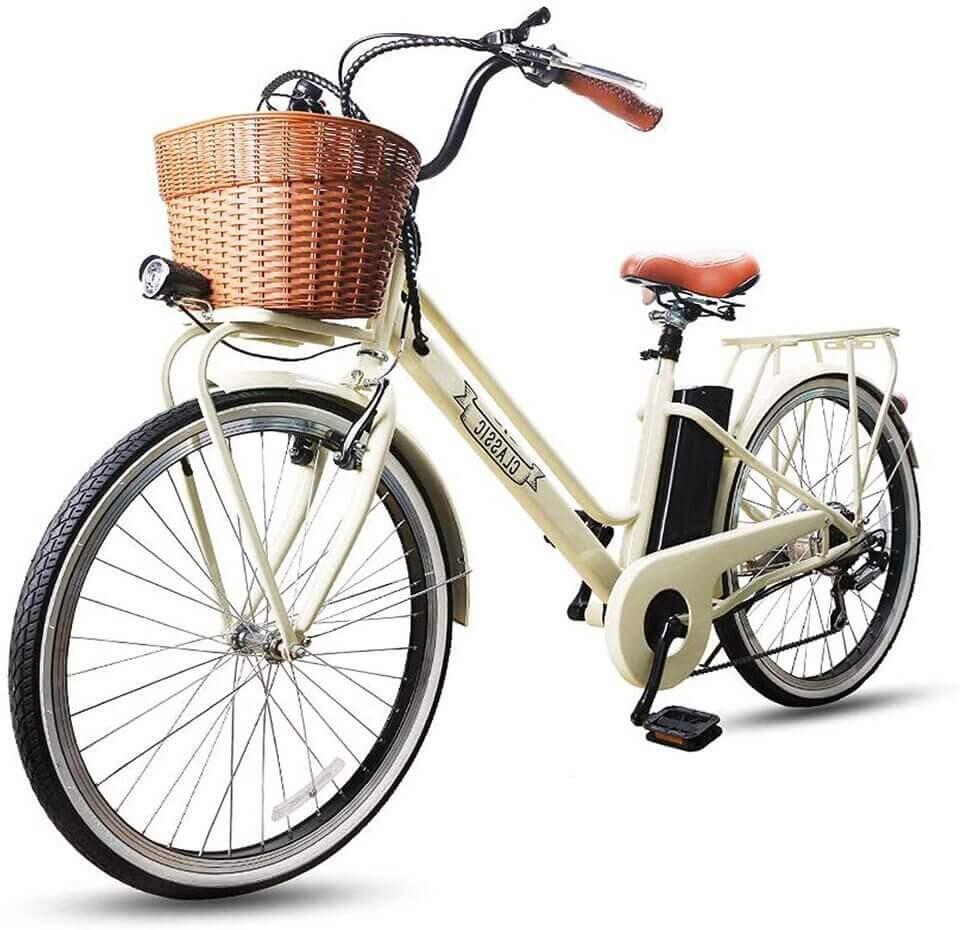 Nakto Classic City electric bike
