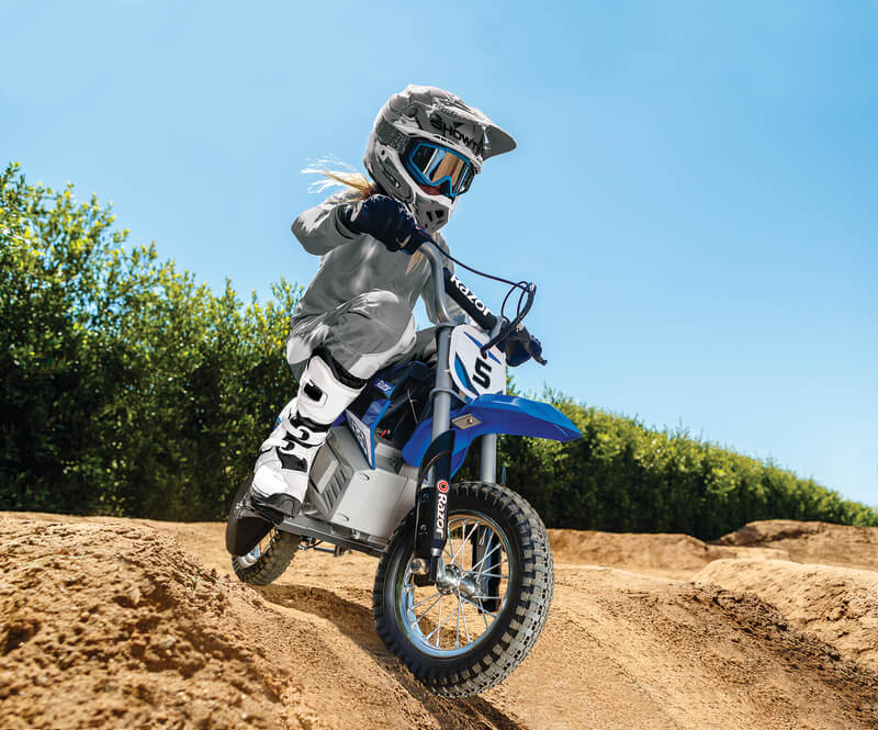 ebikezoom Razor electric dirt bike review