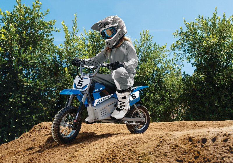Razor electric dirt bike review mx350