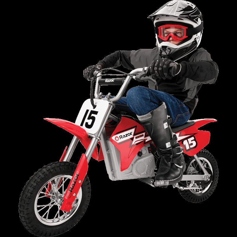 Razor electric dirt bike review mx400