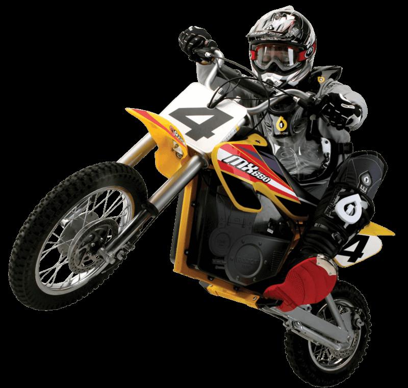 Razor electric dirt bike review mx650