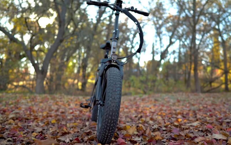 rattan ebike fat tire
