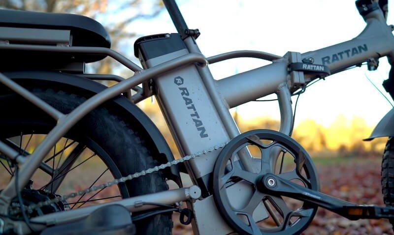 rattan ebike lm750 frame