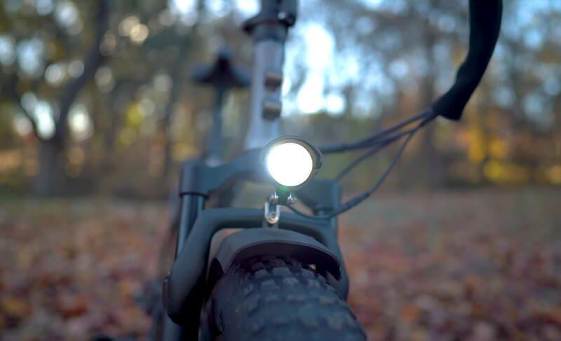 Rattan ebike lm750 headlight