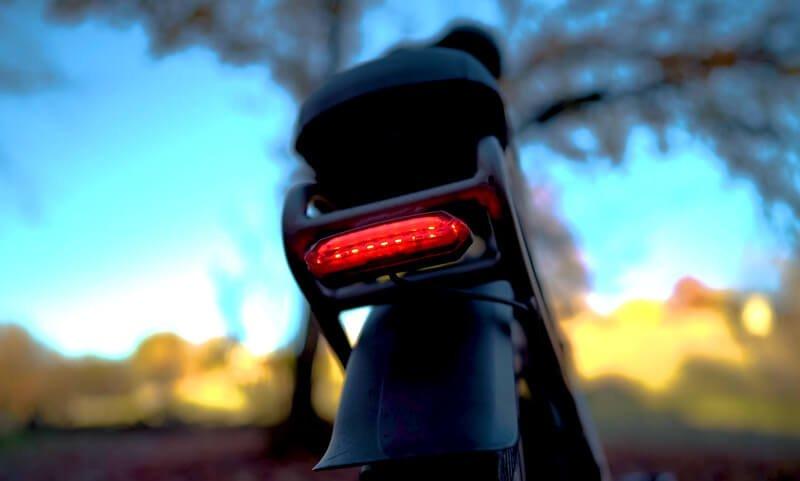 Rattan ebike lm750 taillight