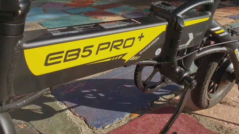 Swagtron Eb5 Pro Plus battery
