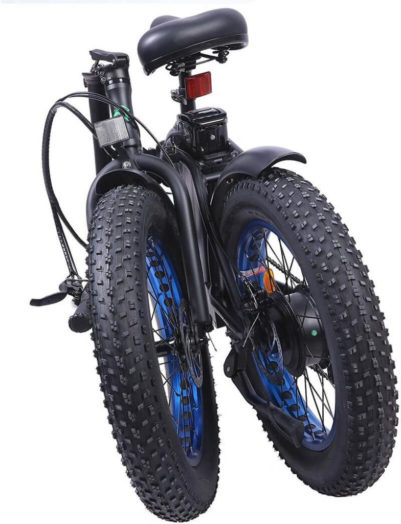 Ecotric Electric Bike FAT20810 fat tire