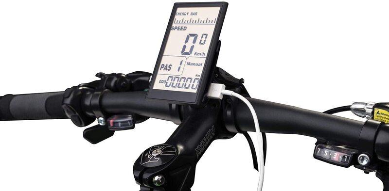 jetson electric bike display