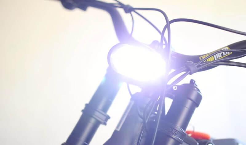 sur ron x bike light