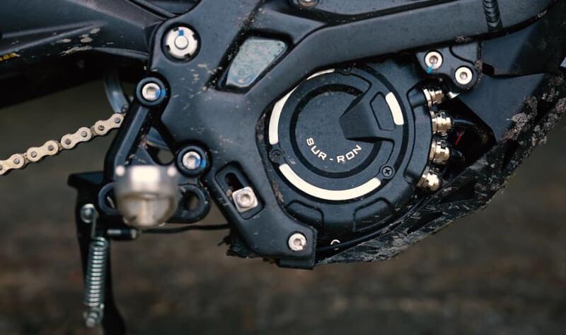 Sur Ron X bike motor